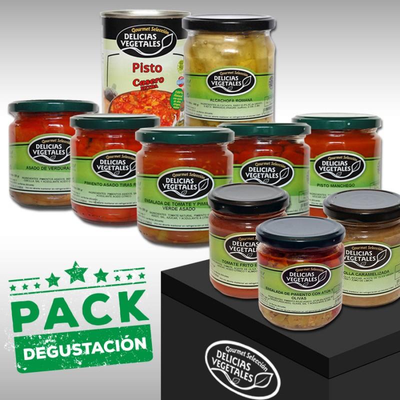 pack-degustación