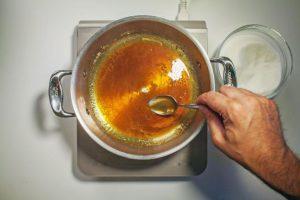 caramelizar
