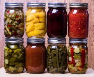 ¿Qué llamamos conservas vegetales?